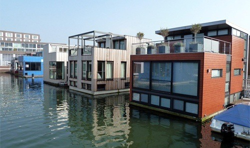 Houseboat District