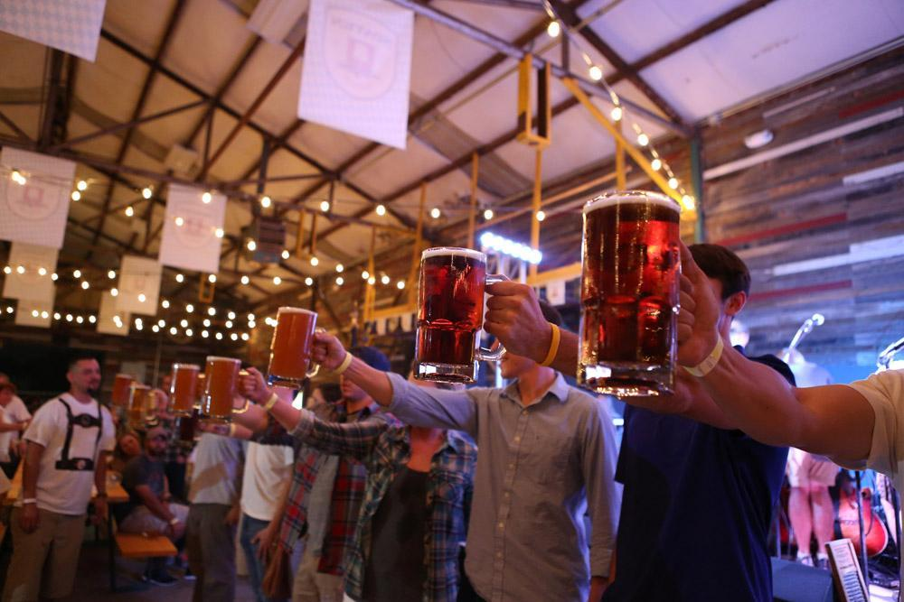 Oktoberfest Fort Worth Is Back!