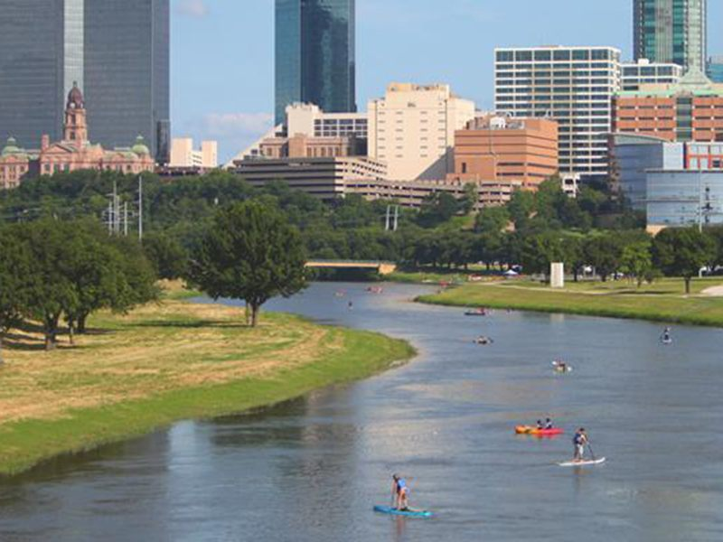 fortworth Magazine: What's Up With Panther Island: The Latest on the Trinity River Vision