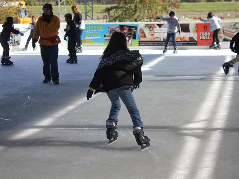 Panther island Ice to Host FWISD Schools on Skates Program