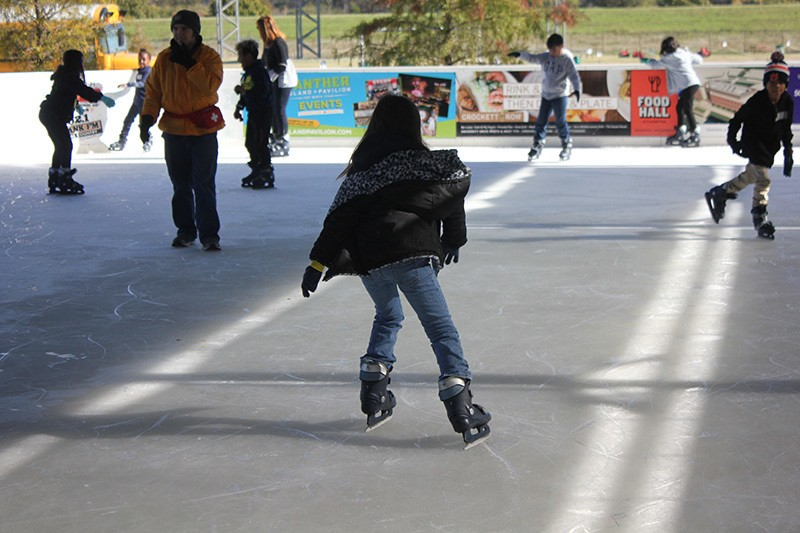 Panther island Ice to Host FWISD Schools on Skates Program