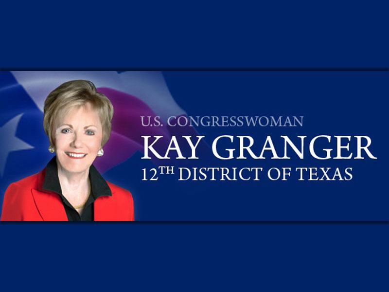 Statement From Congresswoman Kay Granger On the Trinity River Vision Flood Control Project