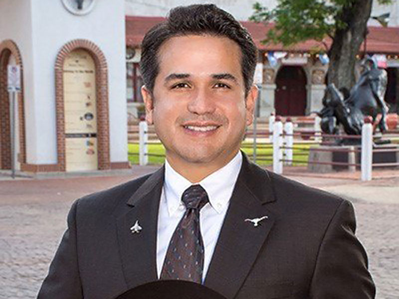 SteerFW Welcomes Council Member Carlos Flores!