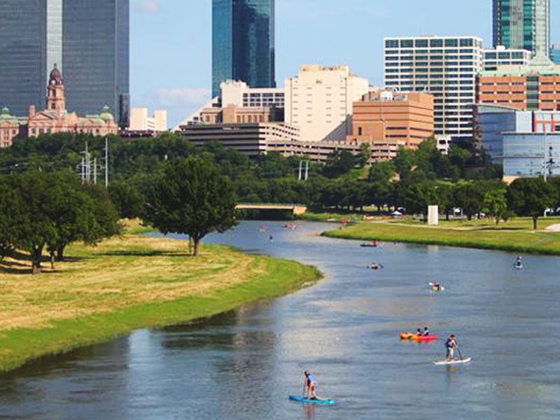 Corps of Engineers Awards $5.2 Million to Advance Trinity River Vision/Central City Project – Fort Worth Magazine