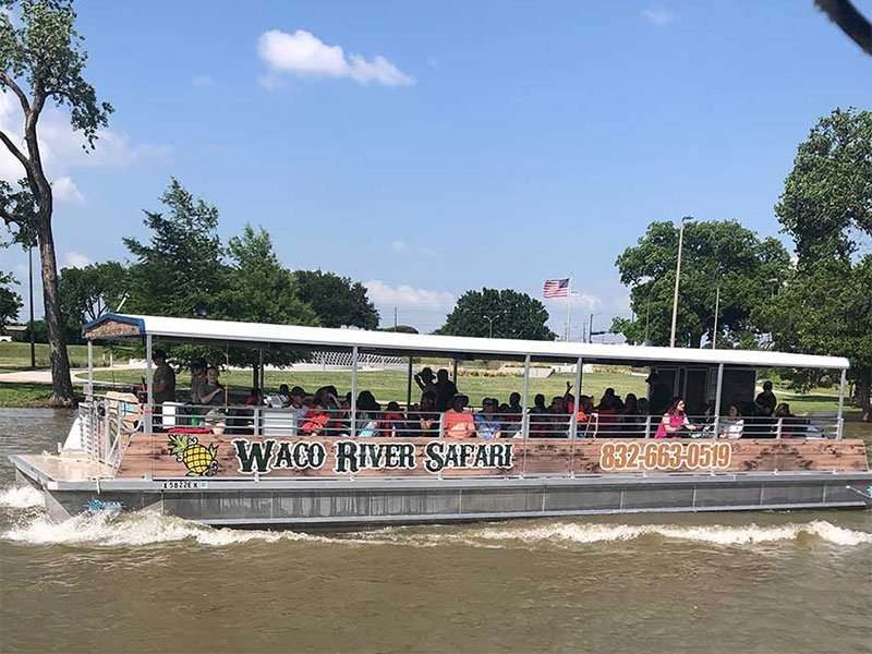 Fort Worth Star Telegram – Boat tours in Fort Worth? This company wants to show you the Trinity River