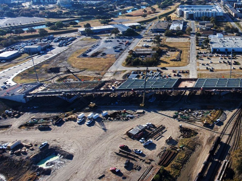 FEB. 2020 UPDATE ON TxDOT SIGNATURE BRIDGES