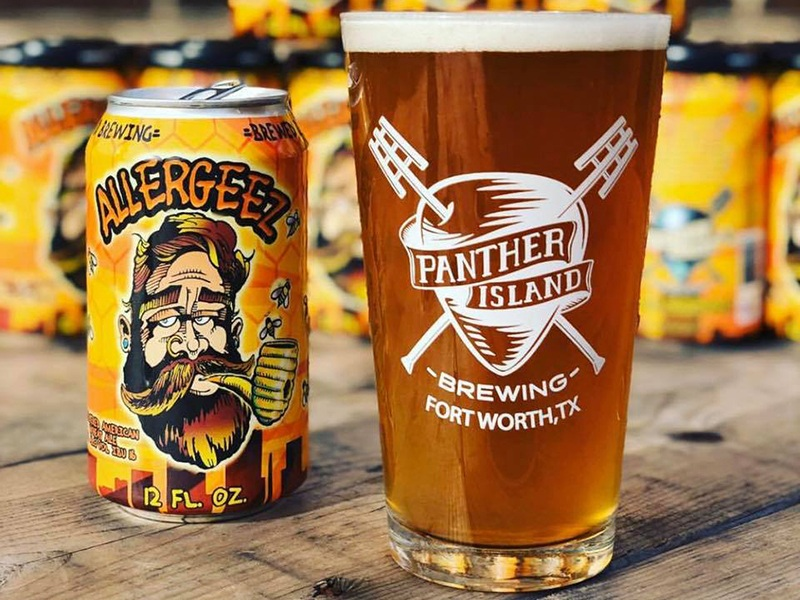 Congratulations to Panther Island Brewing