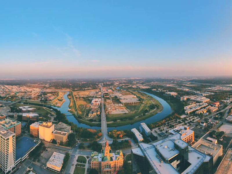 TRWD Upstream Downstream: A Texas-Sized Environmental Cleanup