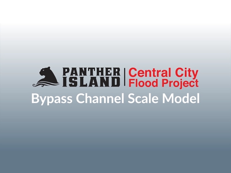 Discover the Bypass Channel Scale Model