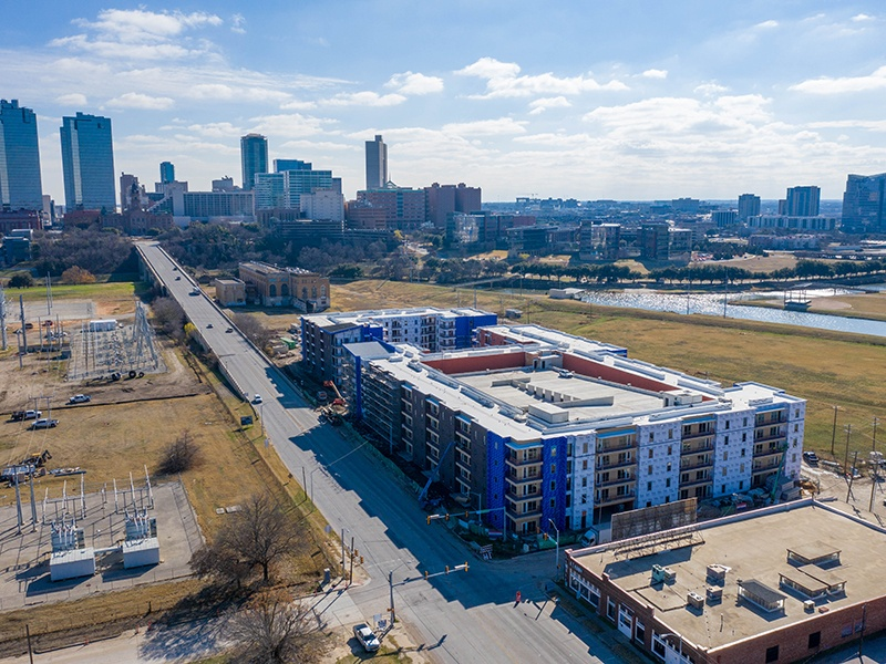 Smart Sustainable Development – Fort Worth's apartment boom could be here to stay.
