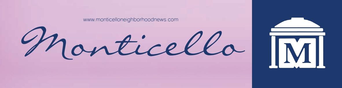 MONTICELLO NEIGHBORHOOD NEWS & VIEWS