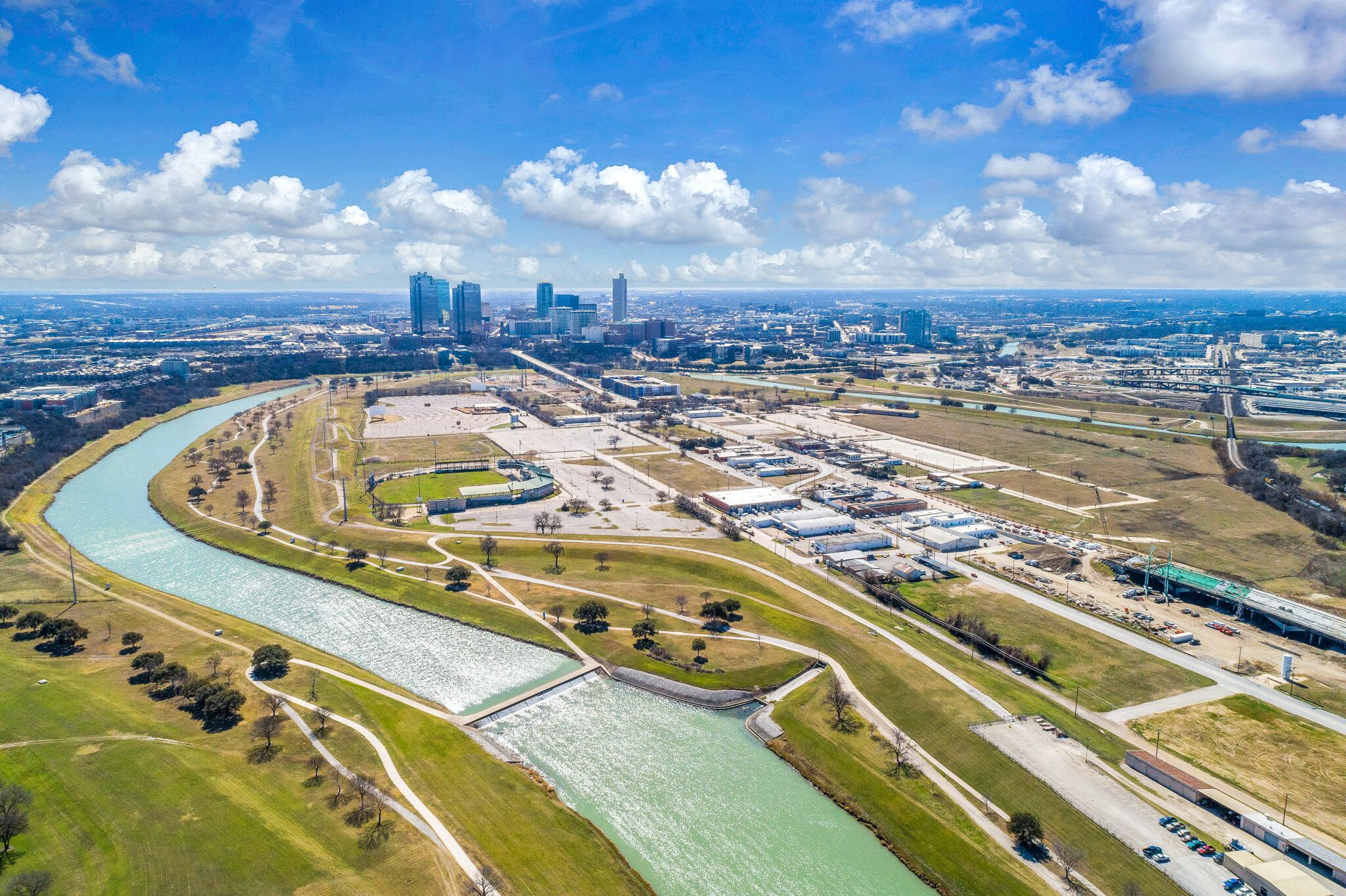 FWBP: 26 acres of Panther Island land hits the market as bridges start to open
