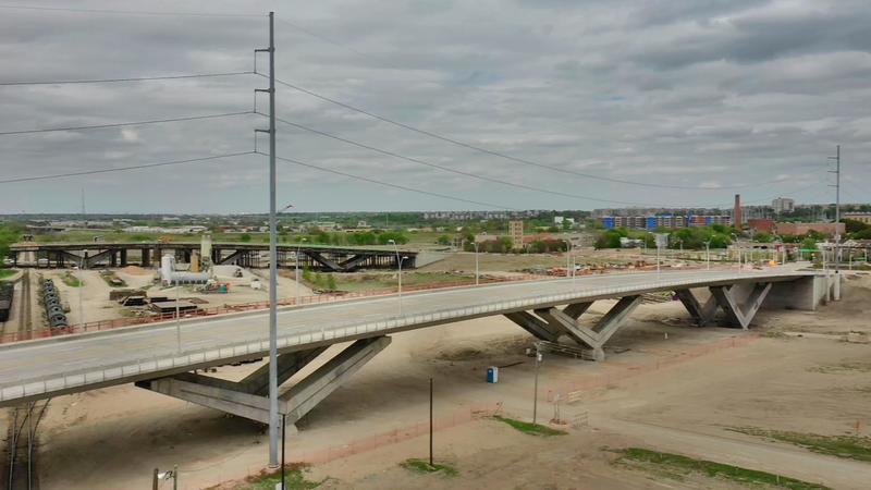 Panther Island Bridge Update