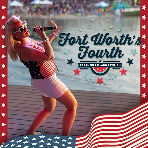 Fort Worth's Fourth at Panther Island Pavilion