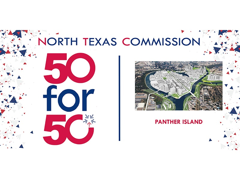 NTC DFW: 50 for 50 | Panther Island
