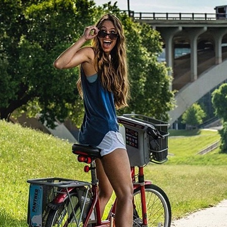 Explore Fort Worth from a rented bicycle