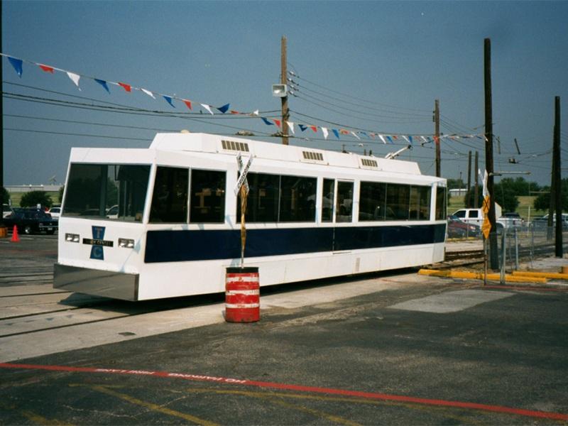 Tandy Center Subway