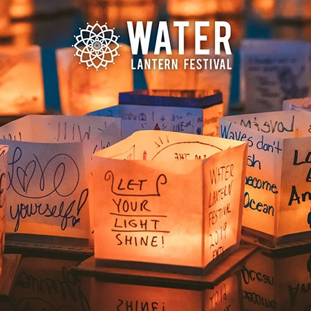 Water Lantern Festival - Panther Island Pavilion
