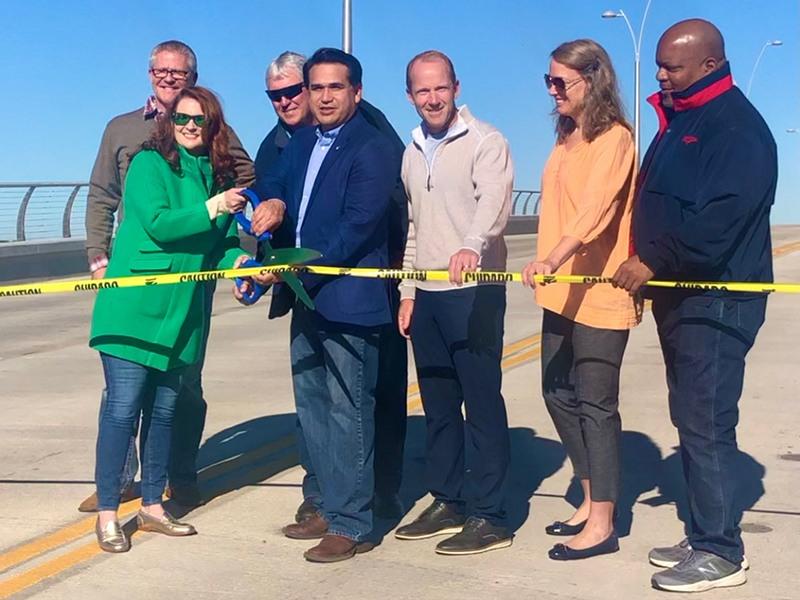 RECAP – Panther Island Signature Henderson St. Bridge Ribbon Cutting